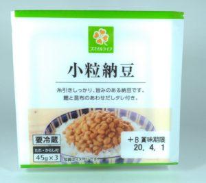 スマイルライフ小粒納豆